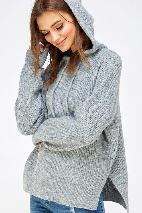 Long Sleeve Hoodie Sweater