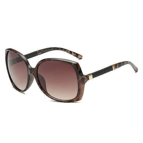 Tortoiseshell Special Side Arm Sunglasses