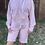 Thumbnail: Pink Fleece Jacket and Short Set