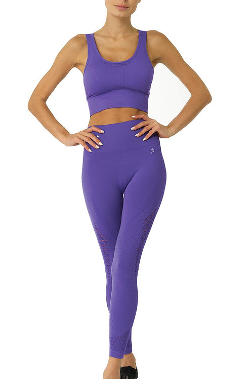 Mesh Seamless Set - Purple
