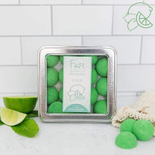 """Calm """"Mojito"""" - Shower Smoothies 14 Pack"""