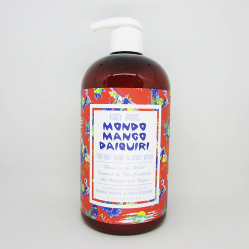 Mondo Mango Daiquiri Tiki Hut Hand & Body Wash