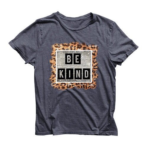 Eco Friendly Recycled T-shirt Unisex Be Kind
