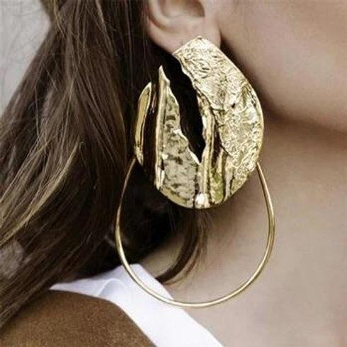 Steph Gold Earrings