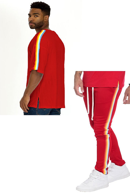 FULL RAINBOW SET- RED