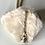 Thumbnail: Super Soft Triangle Keychain w/ Zipper