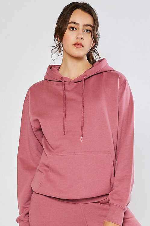 Relaxed Soft hoodie and jogger set