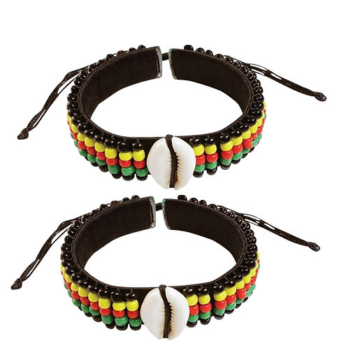 Safari Lionel  Bracelets for Men Women Beaded Bracelets