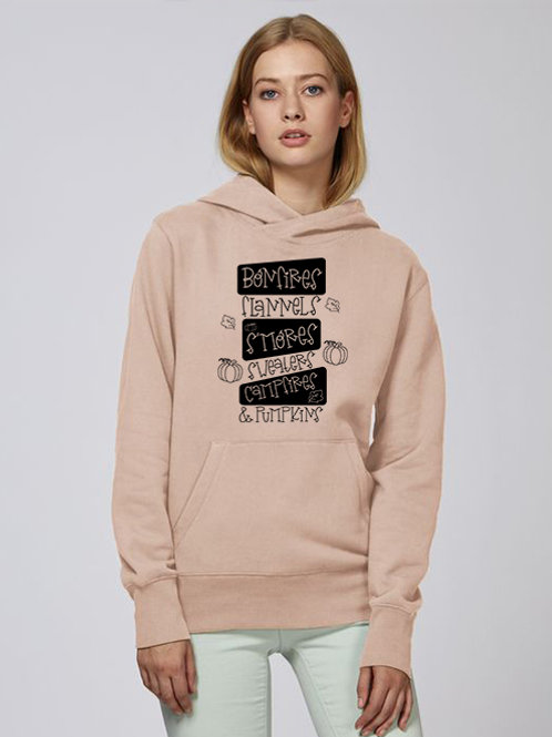 Premium Fall Pullover Hoodie Unisex