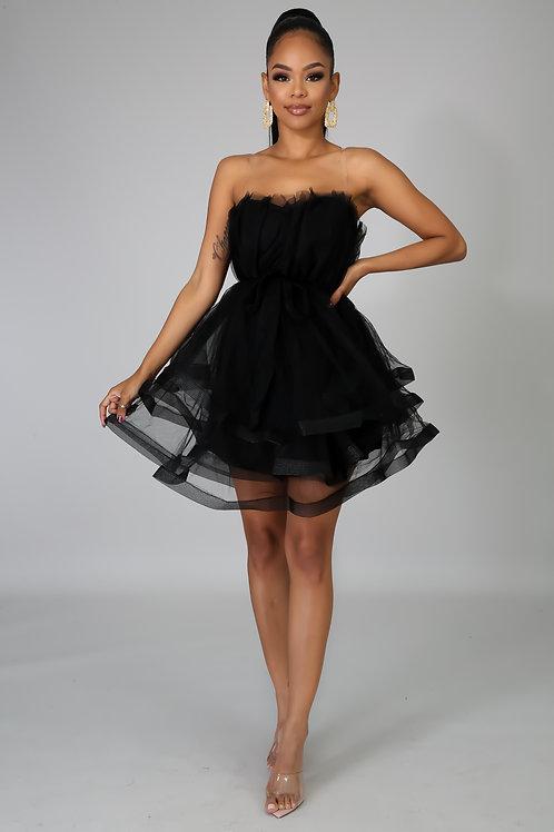 Miriam Black Dress