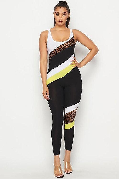 Queen B Jumpsuit