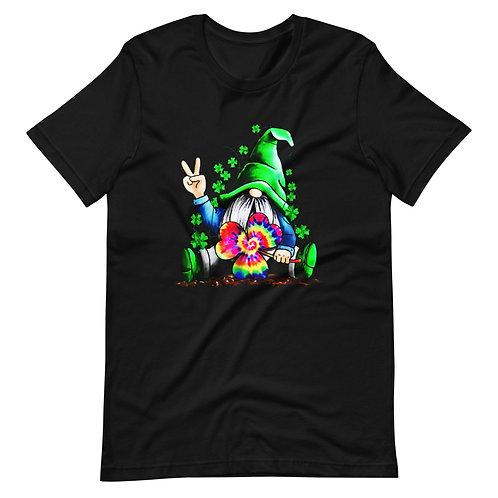 Peace Gnome Short-Sleeve Unisex T-Shirt