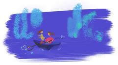 thumbnail: imagination boat