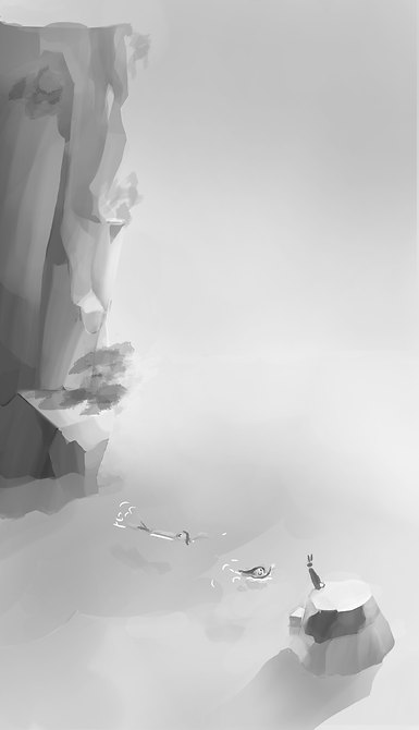 swim to save bunny - final bw.png