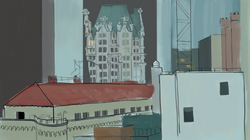 color sketch: view 2