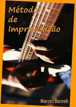 Livro: Método de Improvisação para Guitarr & violão de Marcos Barnah