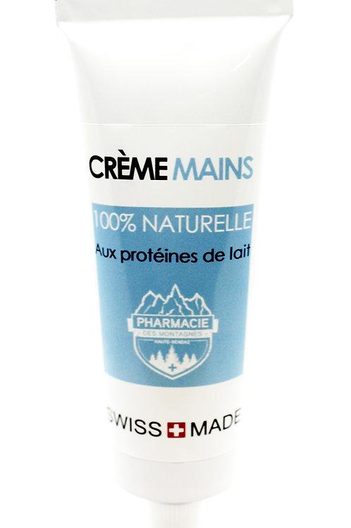 Crème mains hydratante et réparatrice