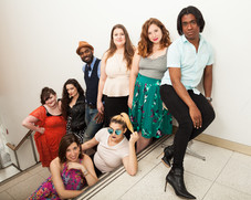 Cast photo from Critical Crop Top Presents: Artificially Intelligent