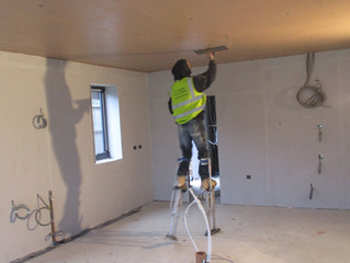 Insulation, Dry Lining and Plastering