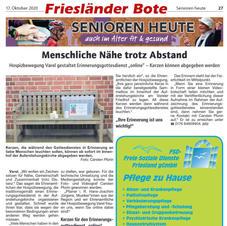 Friesländer Bote 17.10.2020