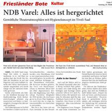 Friesländer Bote 24.10.2020