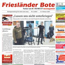 Friesländer Bote 13.02.2021