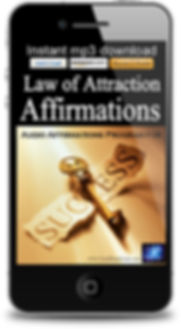 Law of Attraction Affirmations - LOA Affirmations