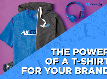 THE POWER OF SHIRTs FOR YOUR BRAND