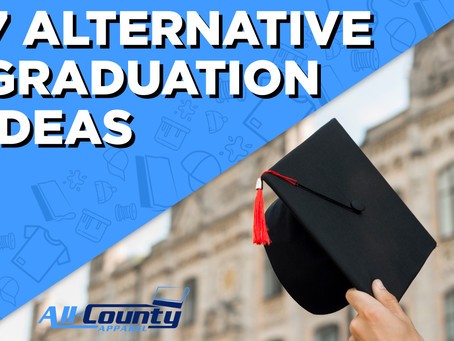 7 alternative Graduation Ideas