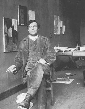 Amedeo Modigliani: an Eye for the World and One for the Soul