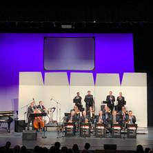 VJO at the 2019 University of Pittsburg (Kansas) Jazz Festival
