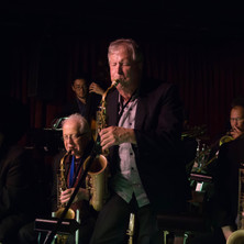 L to R: Ralph Lalama, Billy Drewes, David Wong, Dick Oatts, Jason Jackson, & Rich Perry