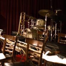Village Vanguard stage