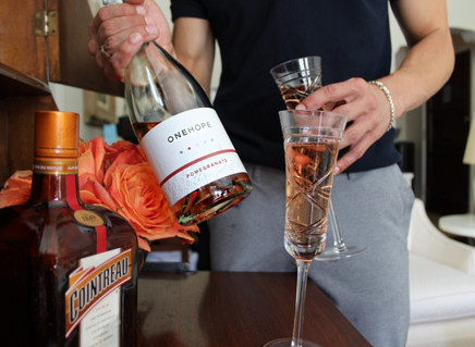 ONEHOPE WINE: CONSUME FOR A CAUSE!