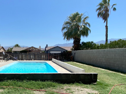 THIS PRICED TO SELL PALM SPRINGS PROPERTY IS THE PERFECT QUARANTINE PROJECT: 2BR | 2BA | $275,000