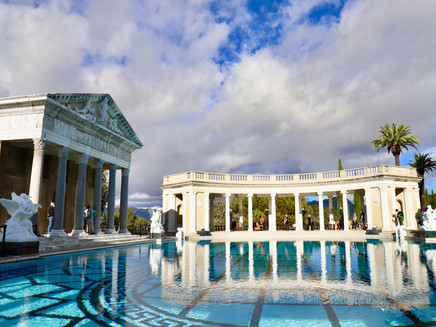 A FEW FACTS ABOUT HEARST CASTLE ARCHITECT: THE FIRST FEMALE DESIGNER IN CALIFORNIA.
