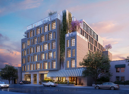 HOLLYWOOD'S SEVEN-STORY WHISKY HOTEL SLATED TO BREAK GROUND THIS YEAR