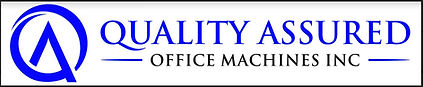 Quality Assured Office Machines logo.JPG
