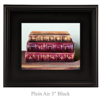 Antique Books with Gold_2