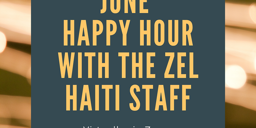 June 17th Happy Hour Event
