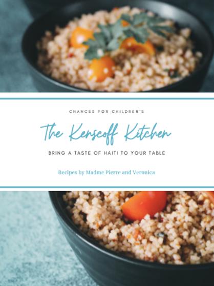 The Kenscoff Kitchen Cookbook