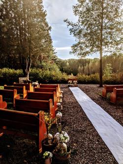 mariage 40 p jardins