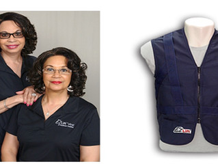 Healthcare Solutions Company Introduces the EZ Lift™ Vest — A Transfer Lift Device for Mobility Chal