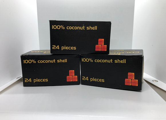 5 +1 FREE MASTER BOX 60*1/4 KG COCO HAMADA CHARCOAL
