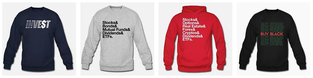 Black Market Exchange sweaters and hoodies