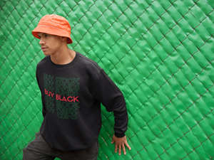 Buy Black Crew Neck [RBG]