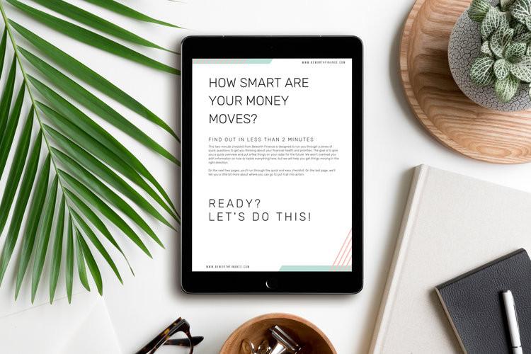Beworth Finance's Smart Money Moves Checklist