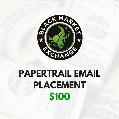 PAPERTRAIL Email Placement