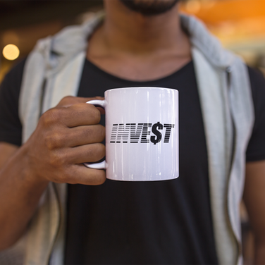 Read PAPERTRAIL With Our INVE$T Mug