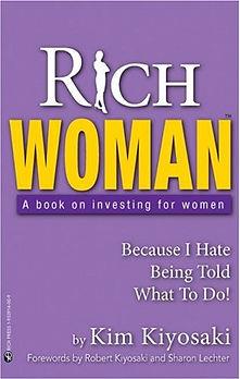 Kim Kiyosaki Rich Woman